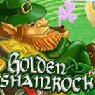 golden shamrock logo