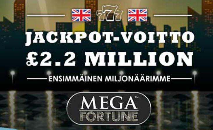 slots million jättipotti