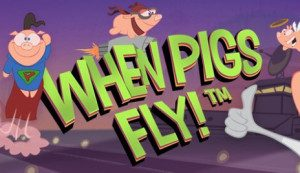 when pigs fly logo