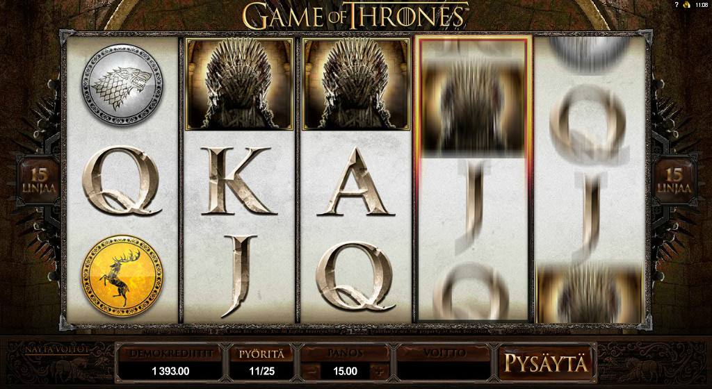 Game of Thrones - Mobil6000