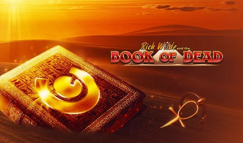 Book of Dead - Viikon Peli - Rizk Casino