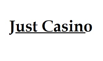 just casino some logo