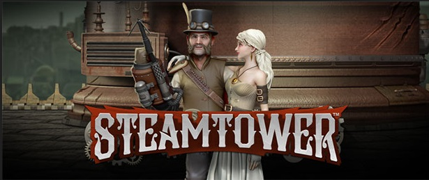Steam Tower - Rizk Casino