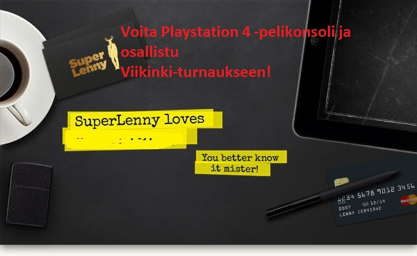 superlenny ps4